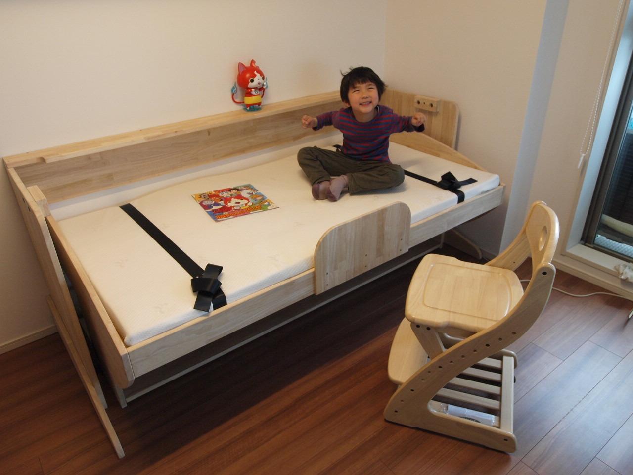 ベスト 信じられないほどの 壁 収納 ベッド | 9824